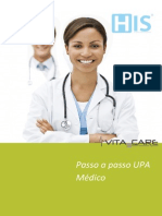 Passo-a-passo UPA Médico