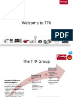 TTK Prestige Analyst Meet June 2013