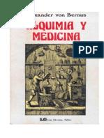 Bernus Alexander - Alquimia Y Medicina