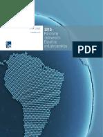 Informe Ie 2012