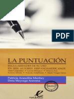 La puntuación -  Regularidades de su uso en autores seis hispanoamericanos