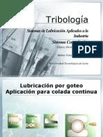 PPT-T Lubricacion Sist de Aplicados en La Industria Sist Centralizados 2.0