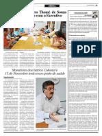 O Estado da arte da des-educação musical em IjuíRS - Pág 21 - O REPORTER  - 01-03-2014 - jair gonçalves
