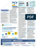 Pharmacy Daily for Thu 13 Mar 2014 - Special APP report, PSA ceo resigns, vaccination, Terry White, antibiotic research and more