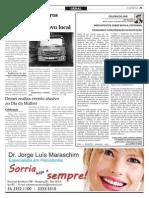 PRESSUPOSTOS SOBRE MÚSICA, COTIDIANO, EDUCAÇÃO -Pag 21 - O REPORTER -  - 08-03-2014 - jair gonçalves