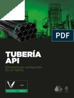 Tuberia API