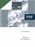 Armonía del Siglo XX Persichetti (completo)