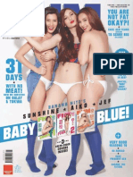FHM Philippines January 2014