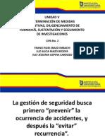 Presentación clase E5 Determinacion de medidas preventivas