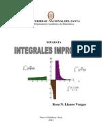 SEPARATA INTEGRALES IMPROPIAS