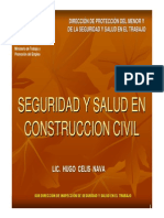 Seguridad Salud Construccion Civil++