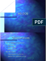 Manual de MS-DOS II