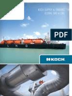 Koch Industries gas interests