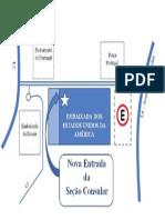 Consular Map