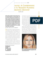 Facial Analysis. a Chomprensyve Approach to Treatment Planning in Ahesthetic Dentistry_NoRestriction