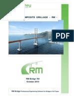 RM E Composite Grillage OENORM