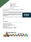 SA Greens GM Answers 0314
