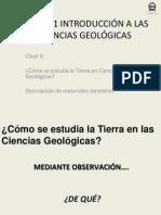 Clase 3 Introduccion Ciencias Geologicas 2012