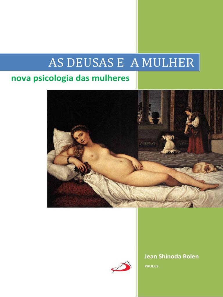 1bc93c277365 As deusas e a mulher .pdf | Carl Jung | Mitologia Grega