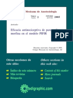 farmacometria morfina