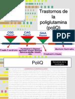 Trastornos de La Poliglutamina (PoliQ)