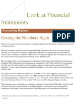 2-A Further Look at Financial Statements