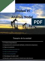 Analisís Nodal-Flujo en la tubería de producción TP