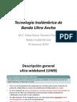Tecnología Inalámbrica de Banda Ultra Ancha