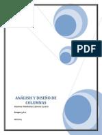 ANÁLISIS Y DISEÑO DE COLUMNAS - copia