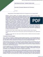 Direito Fundamental à Duração Razoável do Processo