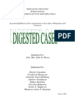 Full Obligations and Contracts  Digested Cases