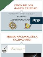 Premio Nacional de La Calidad