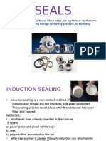 • a Mechanical Seal is a Device Which Helps Join