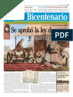 Diario Del Bicentenario 1857