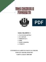 Materi Dan Soal Program 23 (Kalkulus 1)