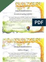 Diploma Dibujo Pintura