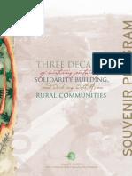 Souvenir Program ADHRAA