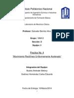 Instituto Politécnico Nacional P4