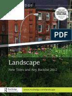 Landscape 2012 Uk