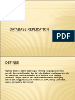 Database Replication