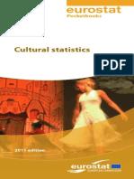 Eurostat - Cultural Statistics