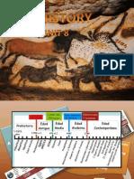 prehistory unit 8