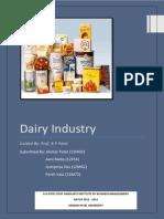 Final Dairy I