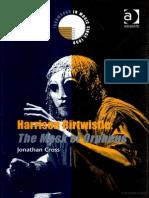 Harrison Birtwistle Mask of Orpheus