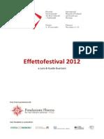 Effettofestival 2012