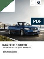 3series Cabrio Catalogo 2013