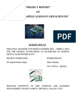 """PROJECT REPORT""