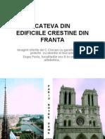 Cateva Edificii Crestine Din Franta