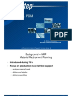 ERP and PDM interaction
