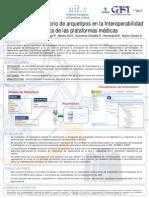 El papel del repositorio de arquetipos en la Interoperabilidad semántica de las plataformas médicas
